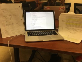 Notes, the code, and research paper